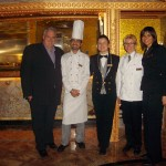 Picture of me with the incredible Supper Club staff