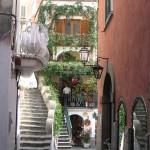The tiny streets ofSorrento