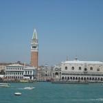 Beautiful shot of Venice