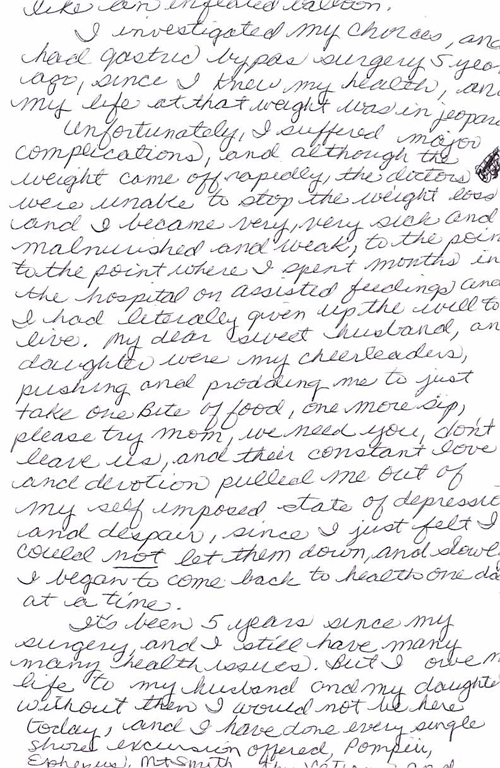 Shelley French letter