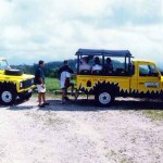 "Here is the fantastic ""4×4 Safari & Paradise Beach"" tour which I understand is one of the most popular tours in Barbados."
