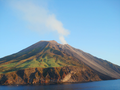 1. Stromboli from three days ago.