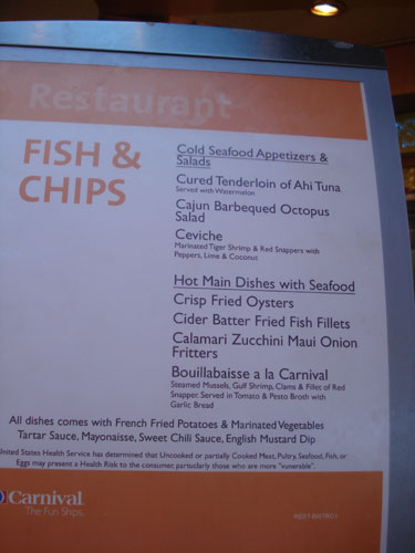 3. FISH AND CHIPS..MMMMMMMMM