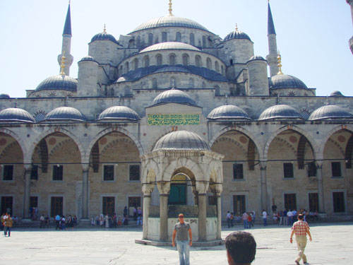 5. The Blue Mosque