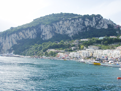 The stunning Island Of Capri