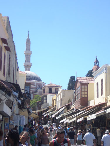 3. RHODES OLD TOWN PART 2