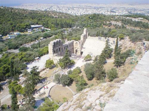 4. The Amphitheatre