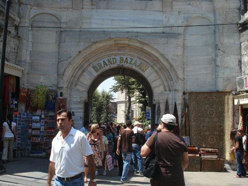 3. The Grand Bazaar
