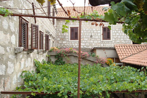 2. The Country House on the Konavle Tour