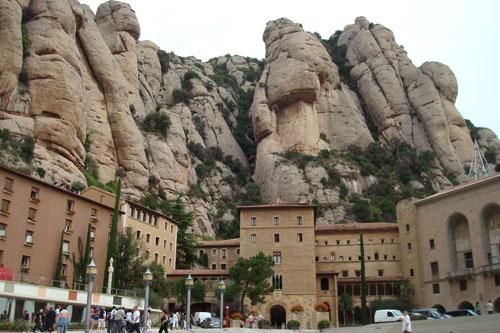 2. Let's go to Montserrat