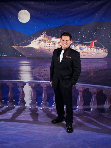 Highlighting the Carnival Ecstasy and Cruise Director ...