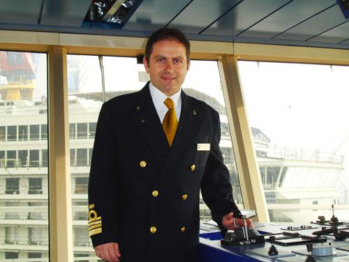 Captain Orazio D'Aita