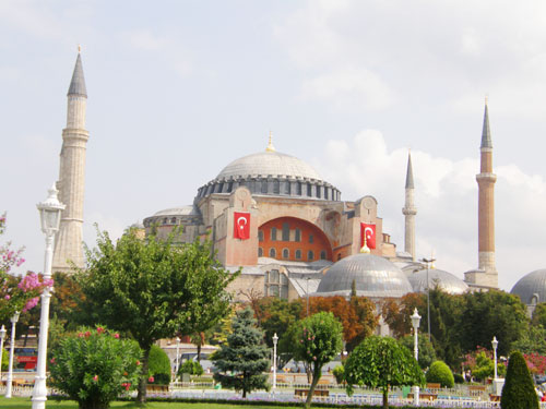 1. The Cathedral of Sophia