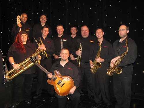2. The Charlie Rounds Orchestra