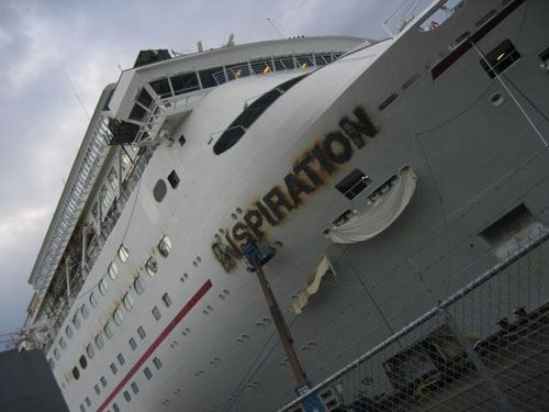 Carnival Inspiration's Evolution of Fun