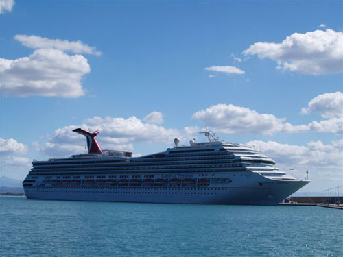 1. The Carnival Freedom