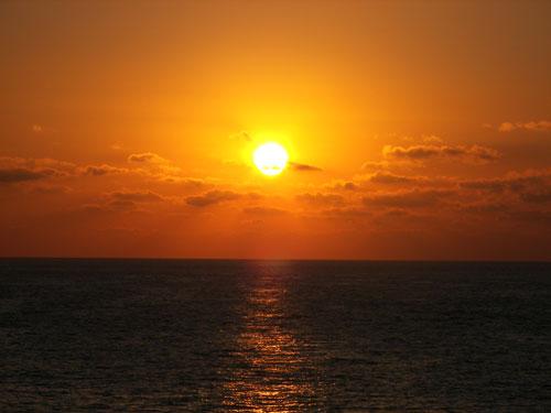 Mediterranean sunsets