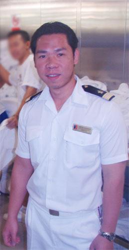 Highlighting Iketut Suardika Laundry Manager