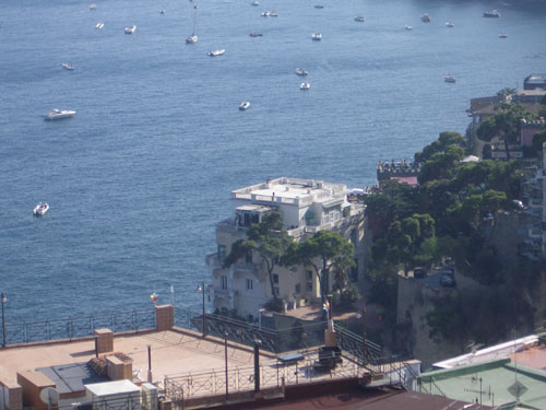 7. Coastline of Naples