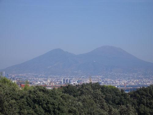9. Vesuvius