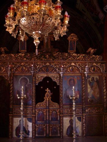 2. Inside the Church
