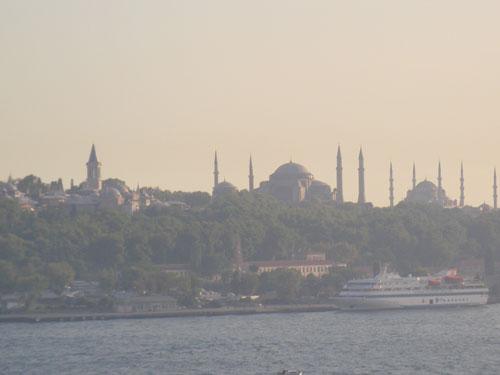 5. Topkapi, Hagia Sophia, Blue Mosque