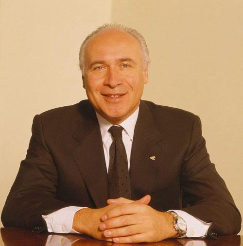Chairman and C.E.O of Costa Cruises, Pier Luigi Foschi