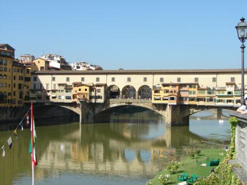 3. Ponte Vecchia Bridge