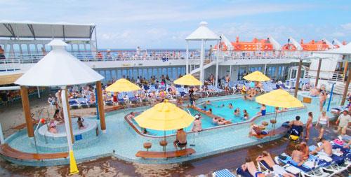 Redesigned Main Pool
