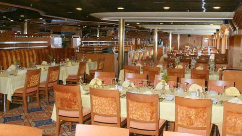 Carnival Inspiration Restaurant