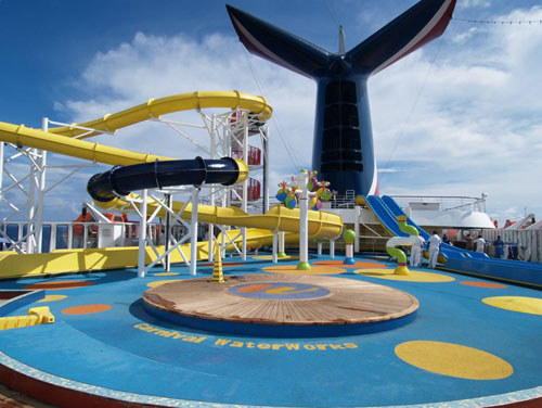 Carnival's Waterworks