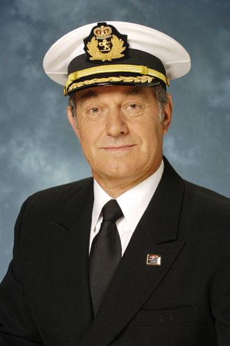 Captain Paul Wright