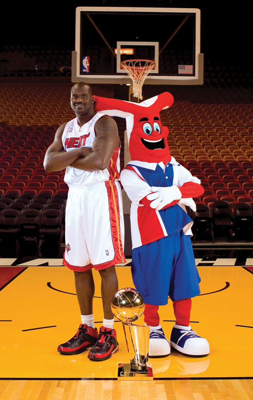 two great basketballstars