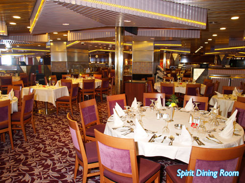 Spirit Dining Room