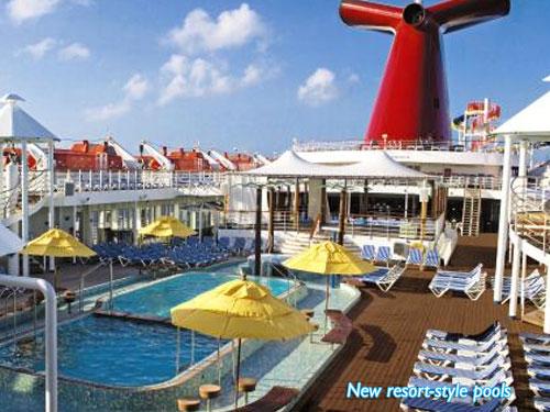 Resort stylepools