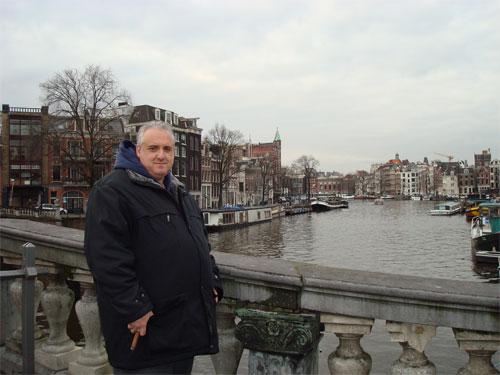John inAmsterdam