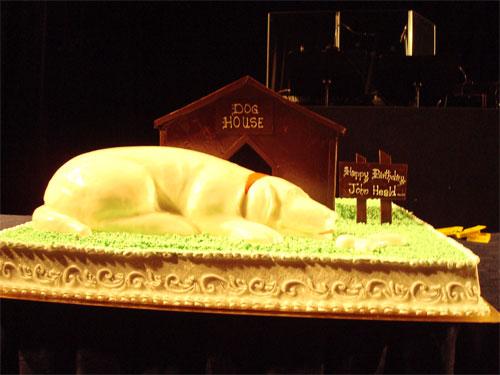 Dog Housecake
