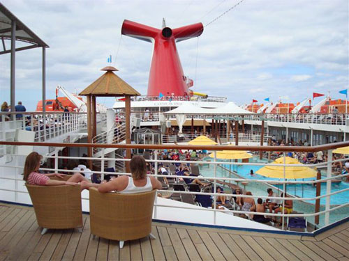 Pictures from the Carnival Imagination