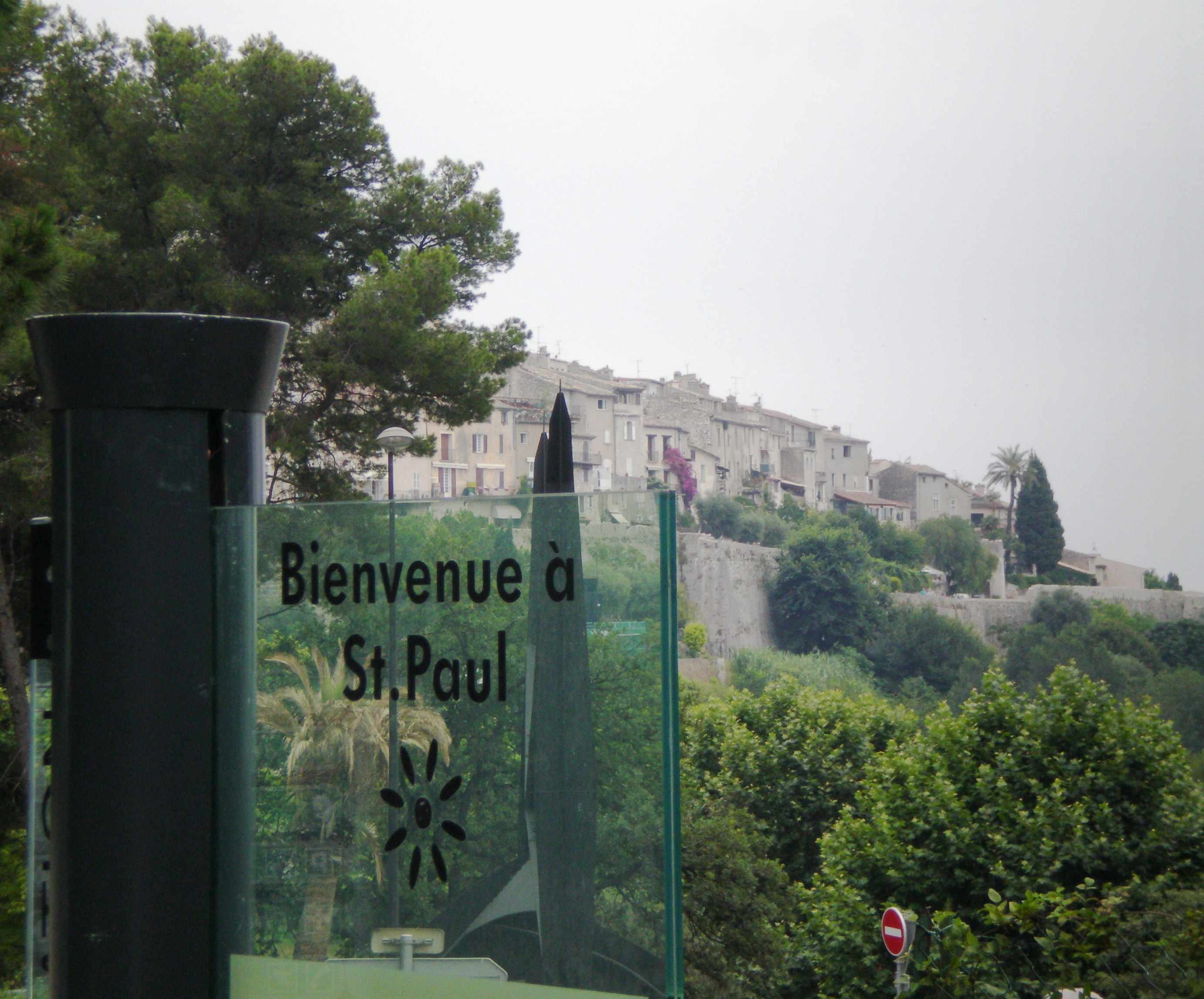 Welcome to St. Paul de Vence!