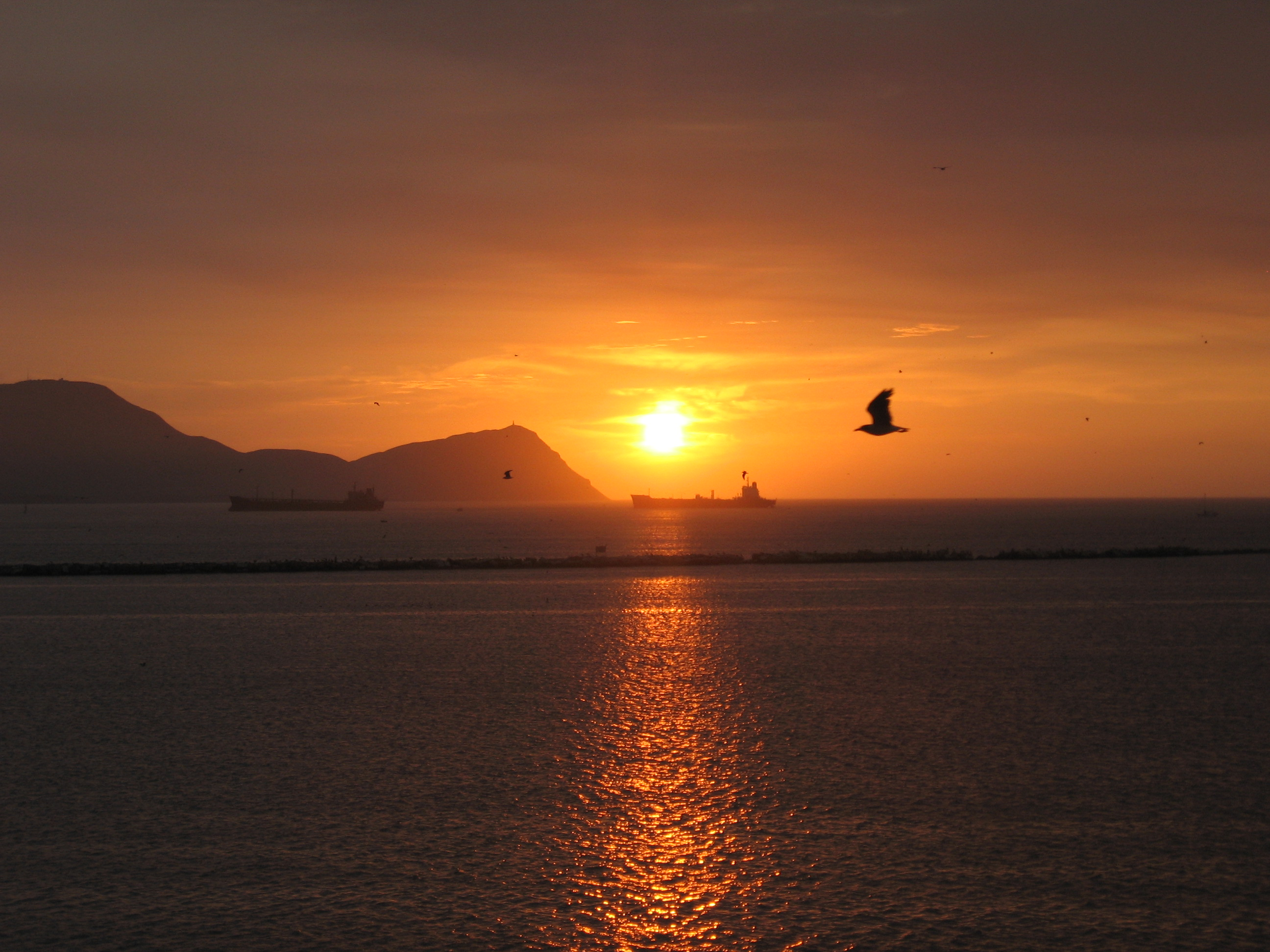 the-beautiful-sunset-as-we-sailaway-toward-quito-thank-you-to-lawrence-for-the-picture