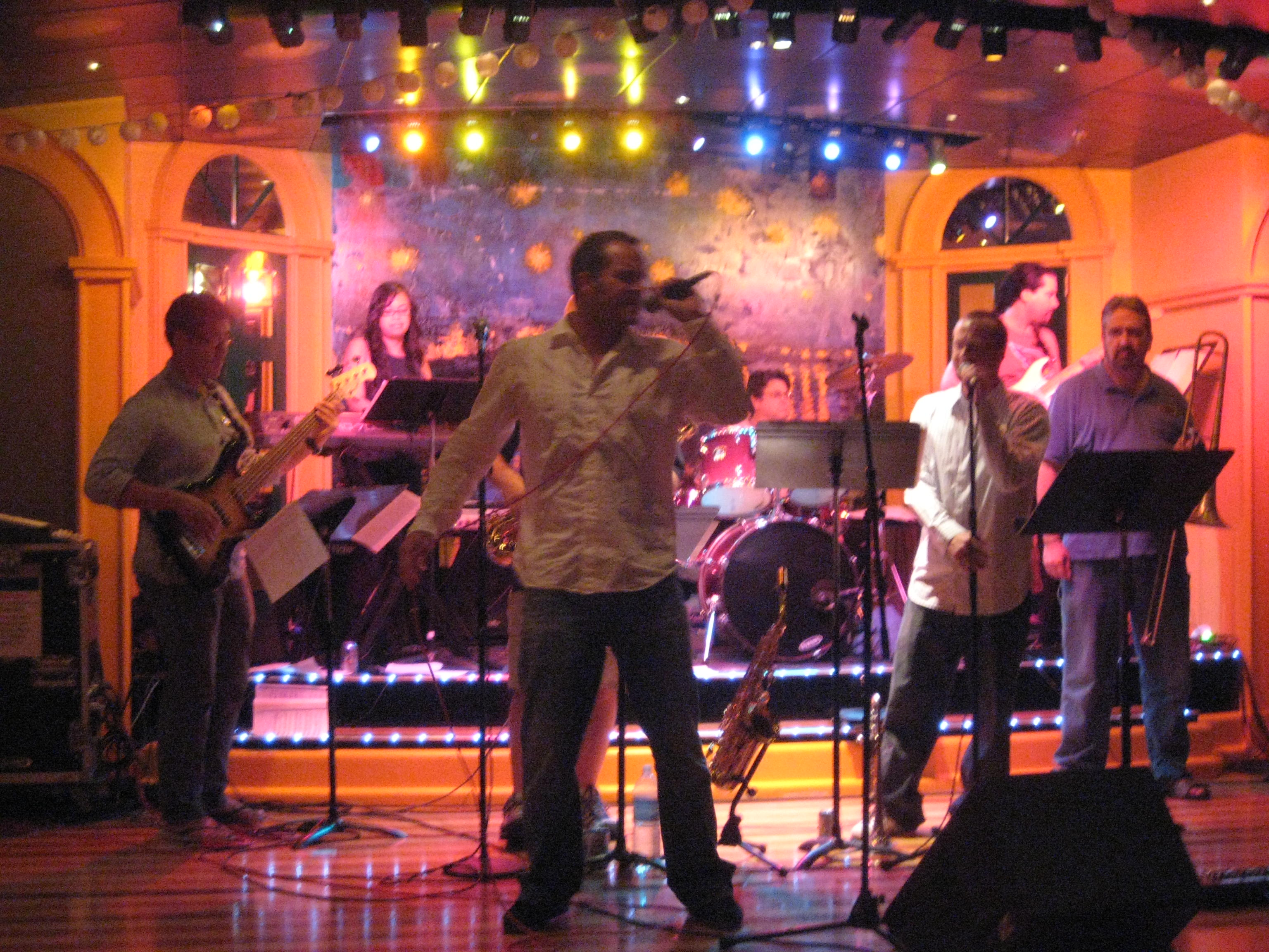 scott-performing-with-the-showband-during-one-of-our-crew-activities-during-the-repositioning