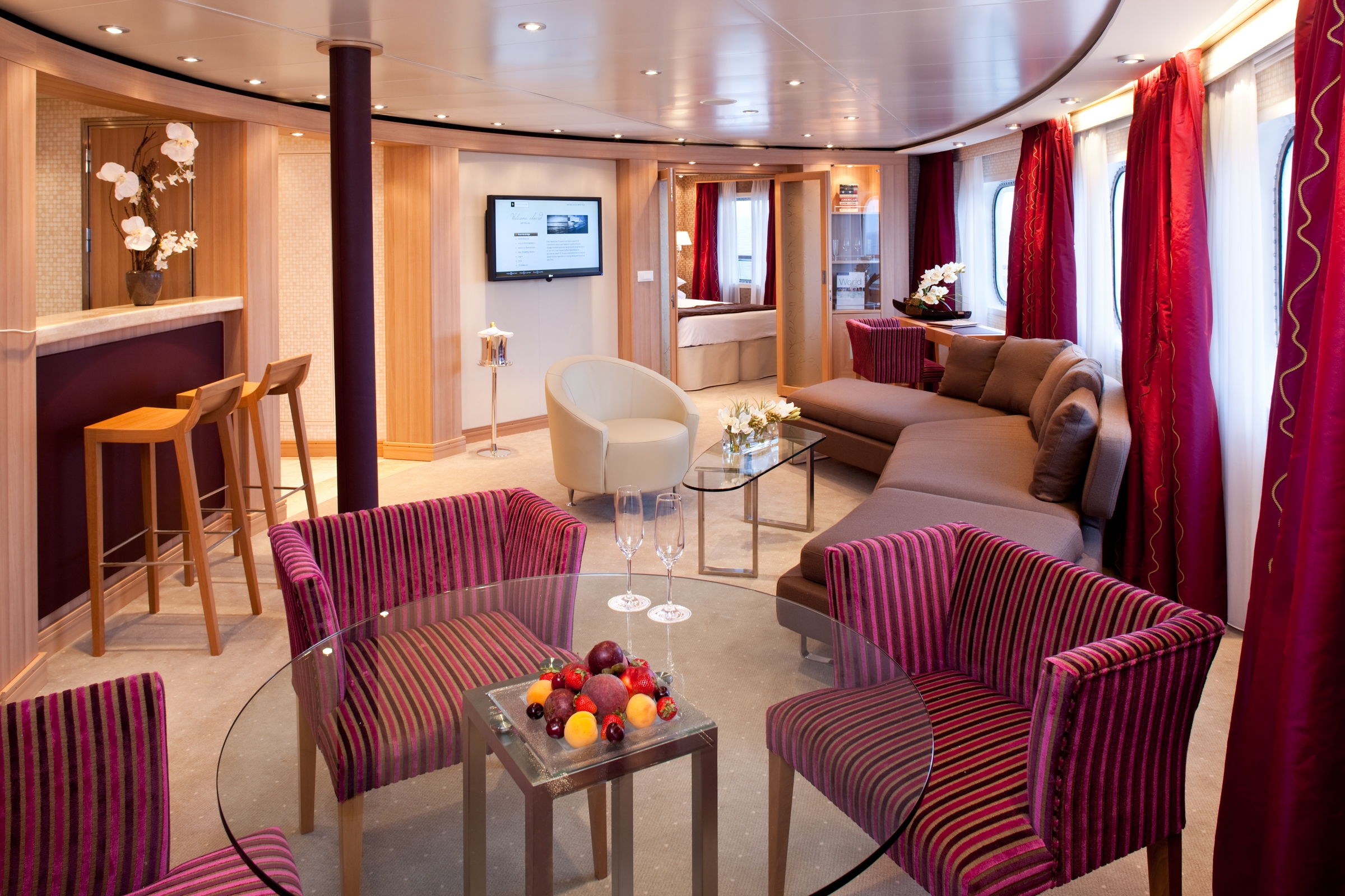 Owner Suite-Seabourn