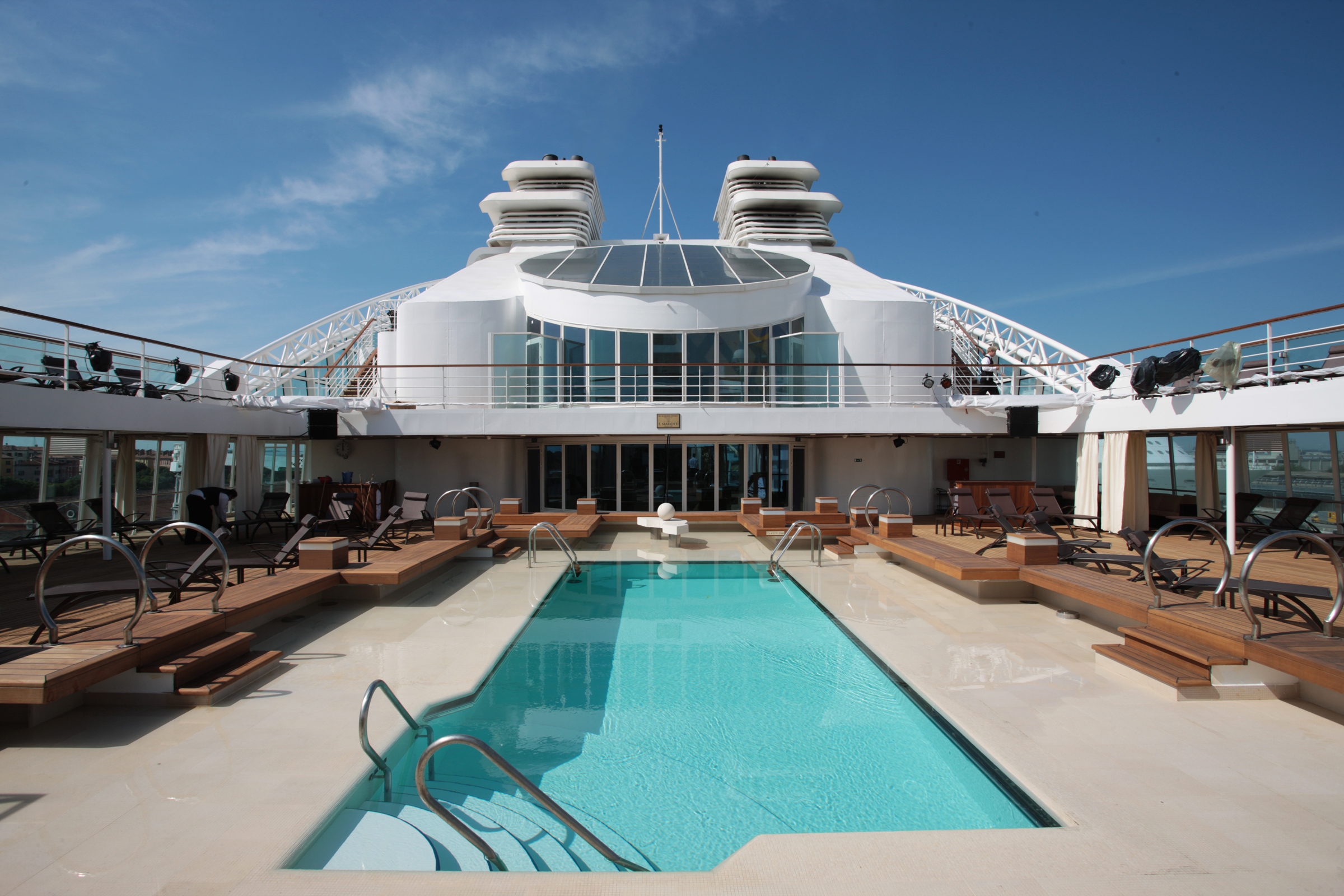 Pool Deck-Seabourn