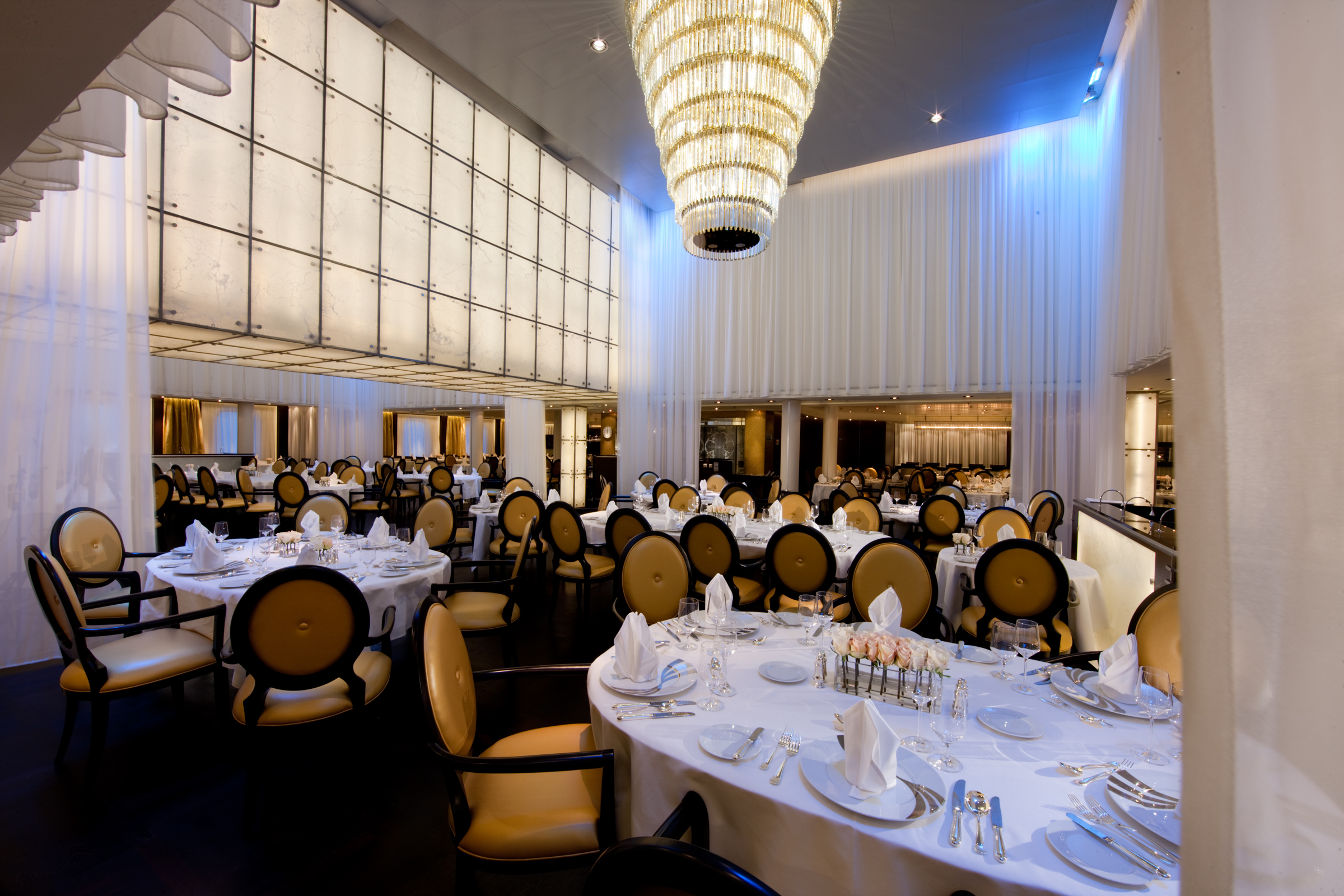 The Restaurant1-Seabourn
