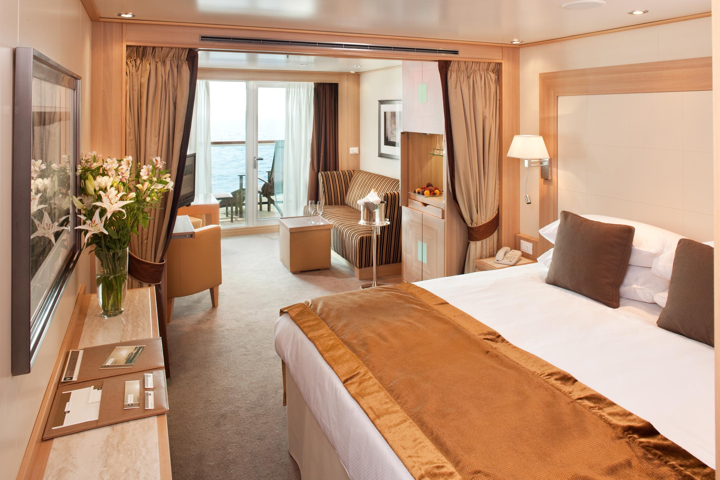 Veranda Suite-Seabourn