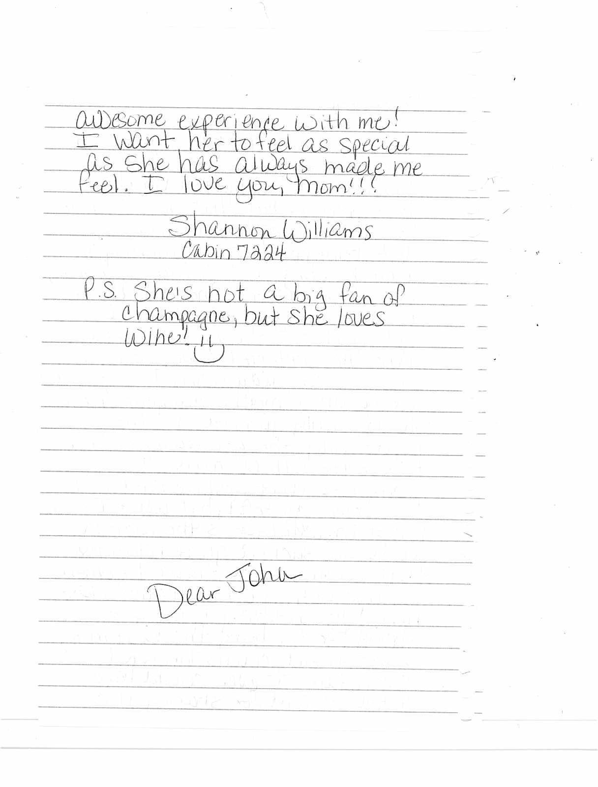 Dear John Letter 1p2