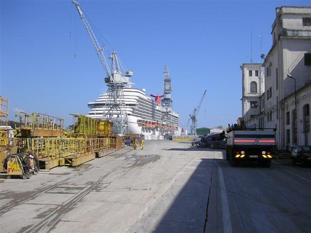 Dream at Dock