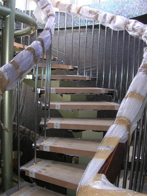 Dream Construction Stairs