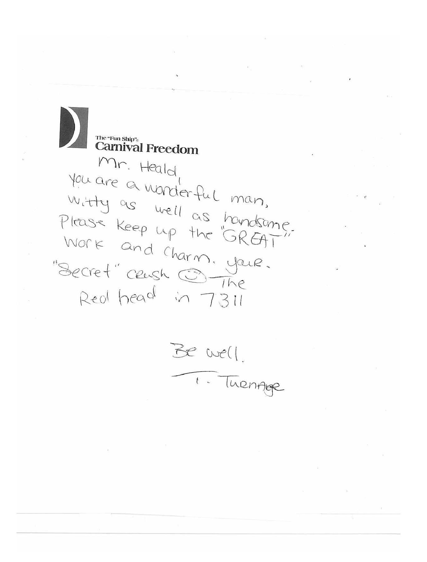 Letter 4