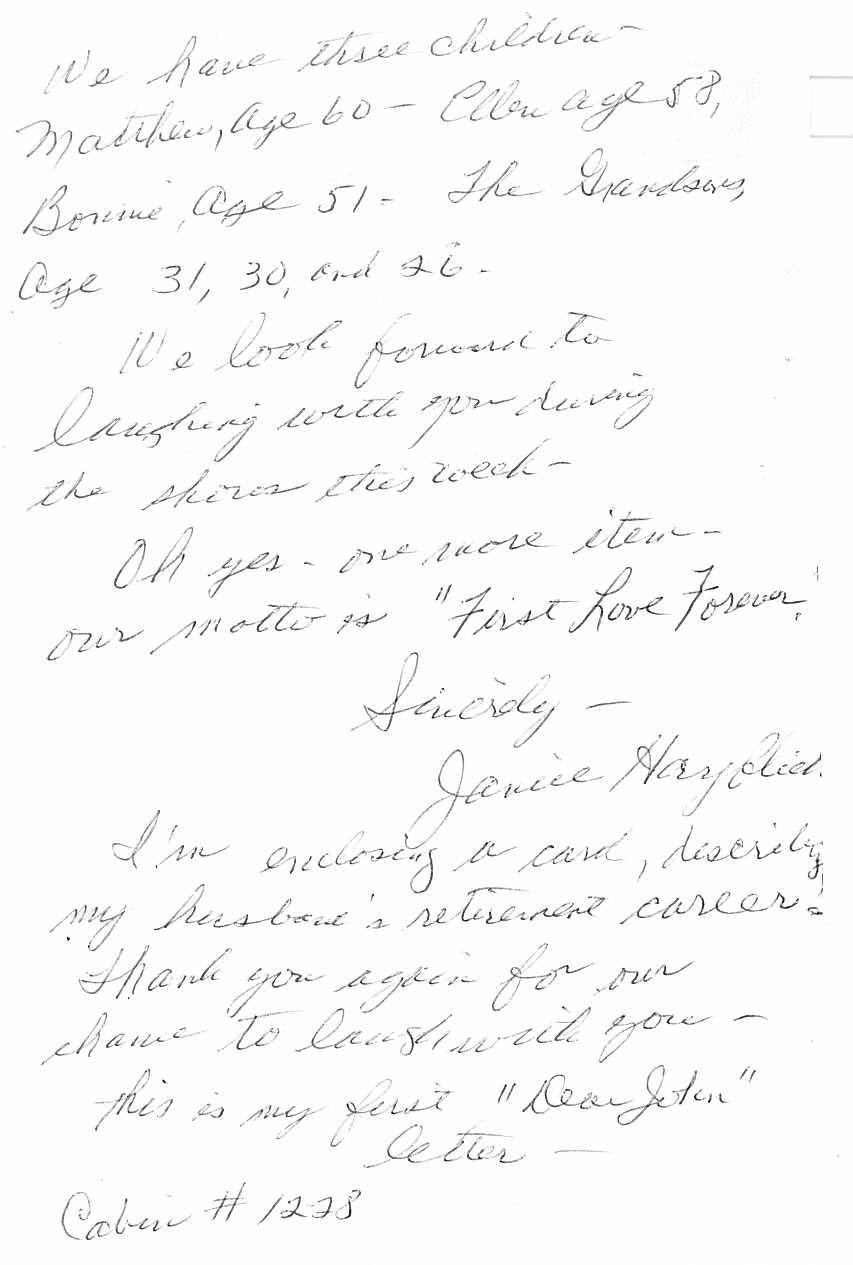 Letter 1 pg 2